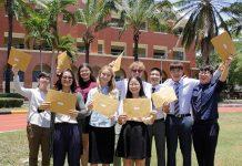 Students at Regents International School Pattaya, part of the global Nord Anglia Education family of schools, are celebrating after receiving their long-awaited IGCSE results.
