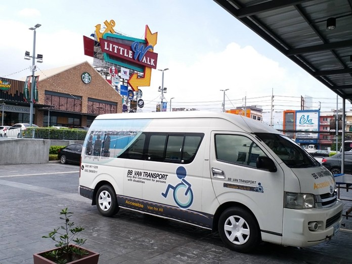 BB Van Transport is now available for booking. Drivers are experienced in driving for PWDs and the elderly, they are well trained, and safety is their first priority.