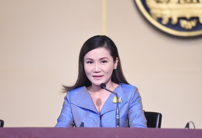 Government Spokeswoman, Prof. Dr. Narumon Pinyosinwat, announced that the cabinet meeting agreed on an action plan to tackle air pollution, which is on the national agenda.