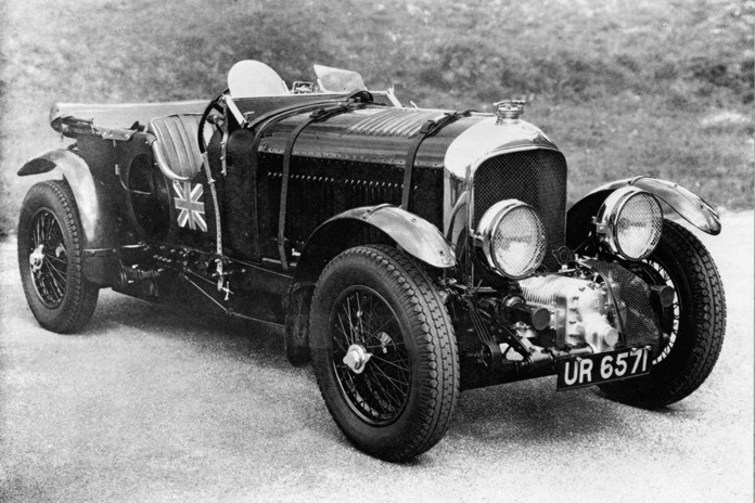 Blower Bentley.