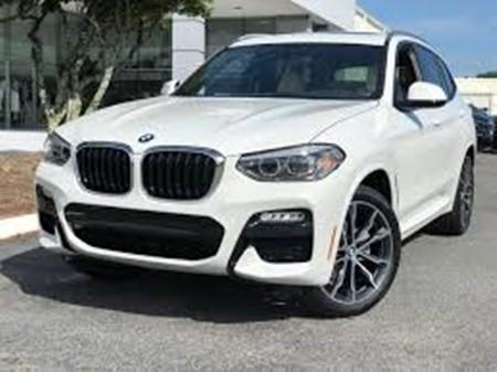 BMW X3.