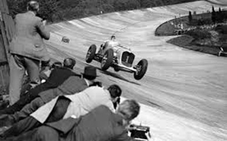 British Brooklands.