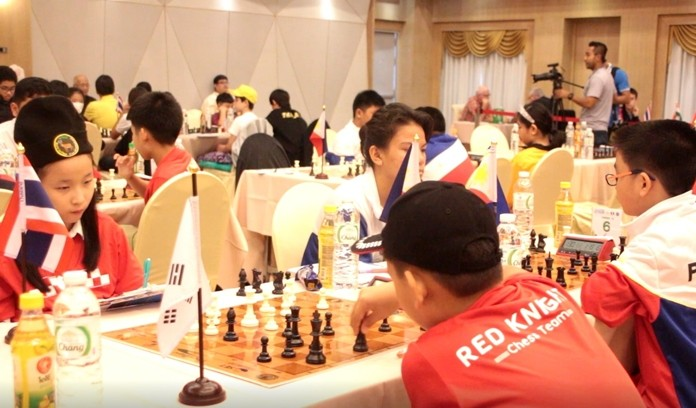 Over 300 youth and senior contenders from 42 countries are competing in the 2019 Thailand Pattaya Open Chess Championship October 19-23 in at the Bay Beach Resort Jomtien.