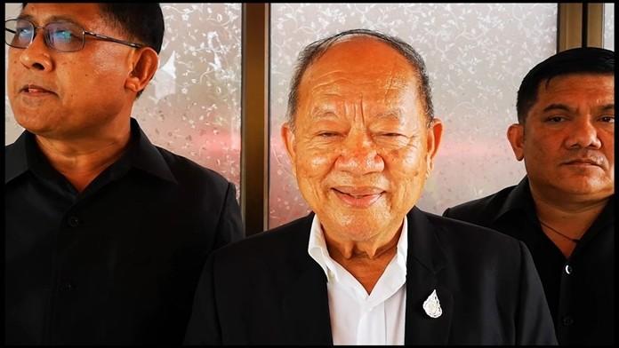 Nongprue Mayor Mai Chaiyanit