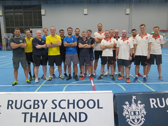 Pattaya Cricket Club (PCC) played Rugby School Thailand (RST) at Banglamung on Thursday Oct. 10 in Round 5 of the league.