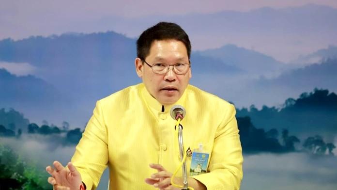 Finance Minister, Uttama Savanayana announces the third phase of the Chim, Shop, Chai campaign.