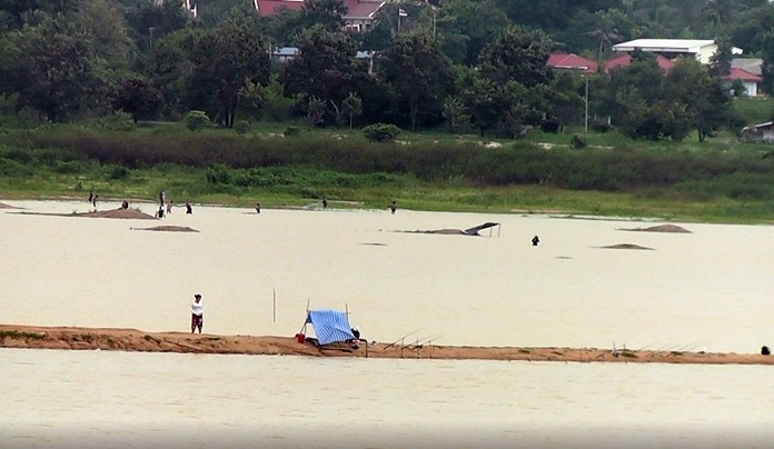 Currently, the area's five reservoirs are at only a combined 32.5 percent capacity, meaning Pattaya could see its greatest water shortage in more than five years.