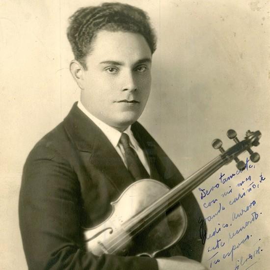 Revueltas in 1923.