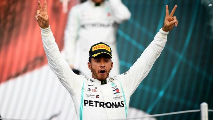 Lewis Hamilton's 6th WDC.