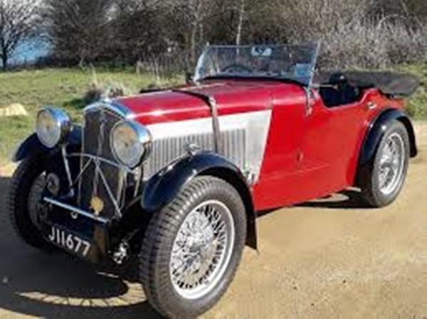 1932 Wolseley Hornet.