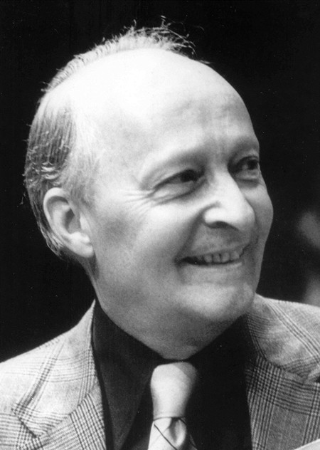 Witold Lutoslawski.