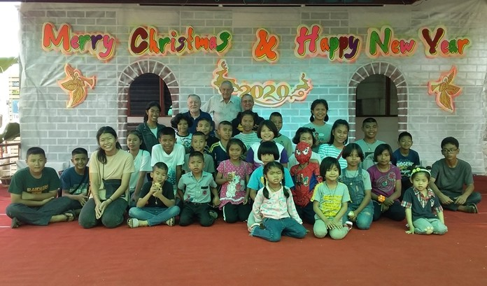 Sunday, 15th December this year marked a significant day in the lives of the children at Camillian Centre.