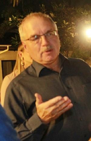 Ewald Dieter, founder and president of HHNFT.