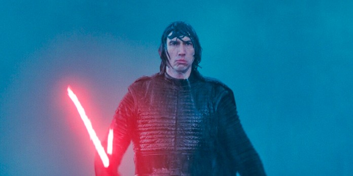 "Adam Driver as Kylo Ren in a scene from ""Star Wars: The Rise of Skywalker."" (Disney/Lucasfilm Ltd.)"