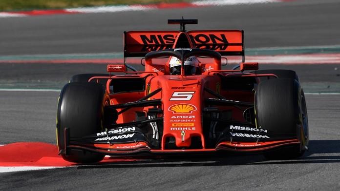 Leclerc Ferrari.