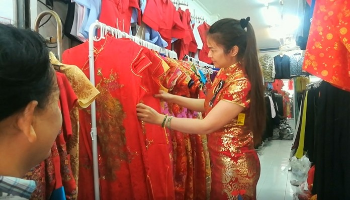 Buying the perfect Cheongsam is a difficult decision to make.