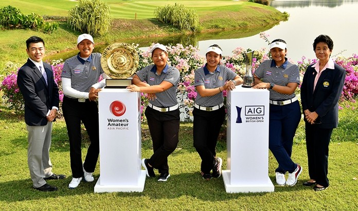 The 2020 WAAP champion will earn starts in two women's major championships – the AIG Women's British Open and The Evian Championship – as well as invitations to the Honda LPGA Thailand, the Hana Financial Group Championship and the Augusta National Women's Amateur (ANWA).