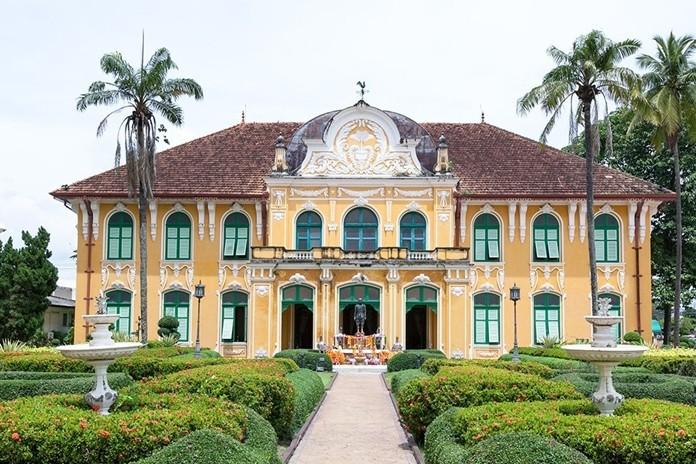 Abhaibhubejhr Thai Herbal Medicine Museum, PrachinBuri.