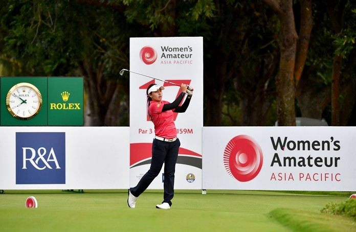 The WAAP was first played in 2018 and won by Thailand's Atthaya Thitikul who rose to be the World Number 1 amateur golfer.