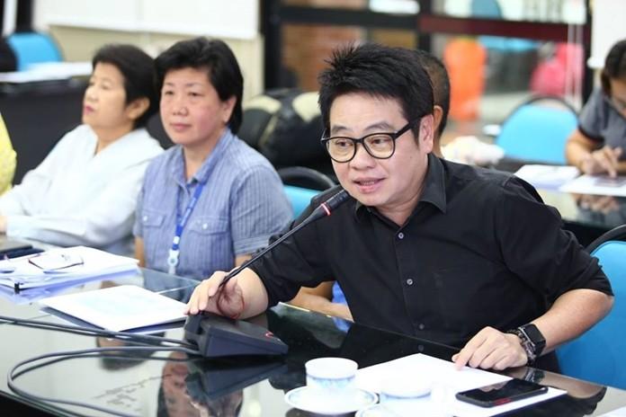 Rattanachai Sutidechanai, advisor to Pattaya's mayor on tourism and culture, presents his views on the matter.