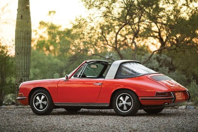 Porsche Targa.
