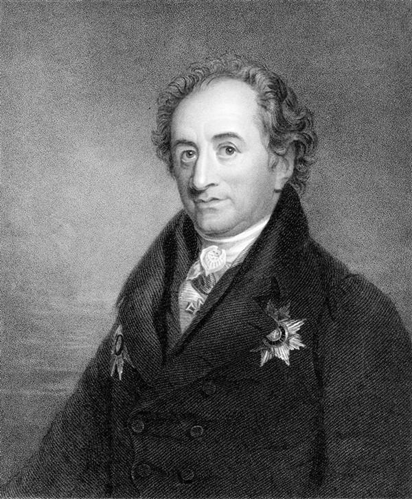 Goethe (by James Posselwhite)