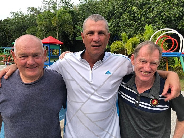 Paul, Bob & Jonathan.