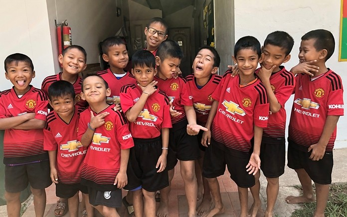 They all now support the Red Devils.