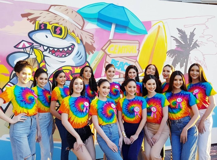 Once again this year, Pattaya celebrated its LGBT community with the colorful Pattaya Pride parade.