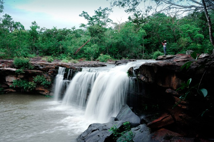 Huay Wang Yai Waterfall