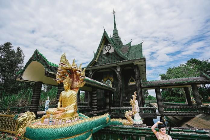 Wat Pa Maha Chedi Keaw