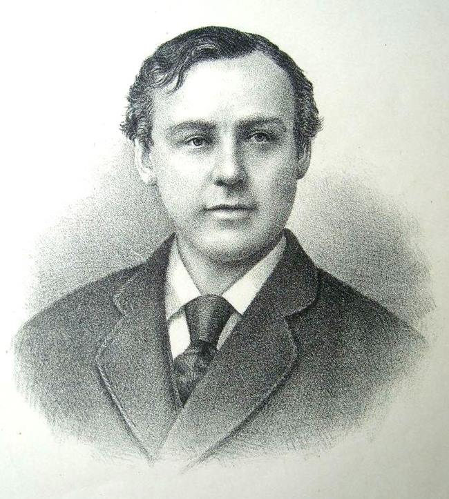 Composer James Molloy (1837-1909)