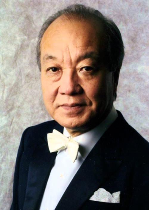 Composer Yuzo Toyama.