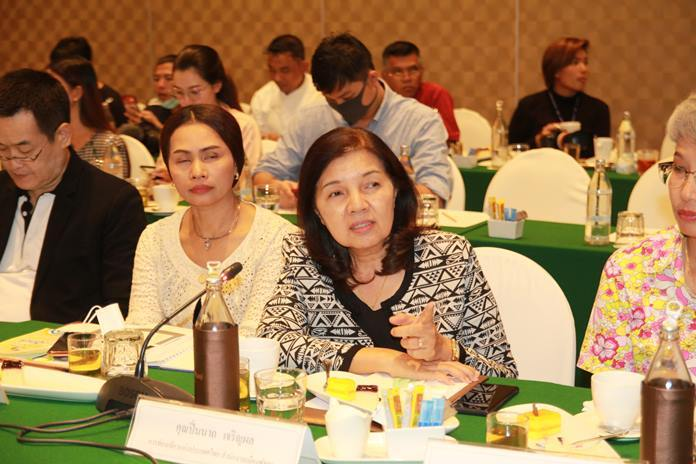 Pinnart Charoenpol, director of the Tourism Authority of Thailand's Pattaya office, said things will get better for the industry in May.