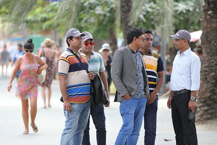 Travel restrictions in Thailand and India has drastically reduced Indian visitors to Pattaya