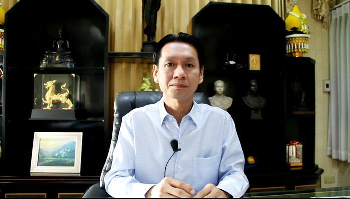 Banglamung District Chief Amnart Charoensri told operators of gaming shops, internet cafes and apartment blocks that authorities will be checking to ensure that laws and regulations pertaining to their minor customers are adhered to, but made no mention of closing them down due to Covid-19.
