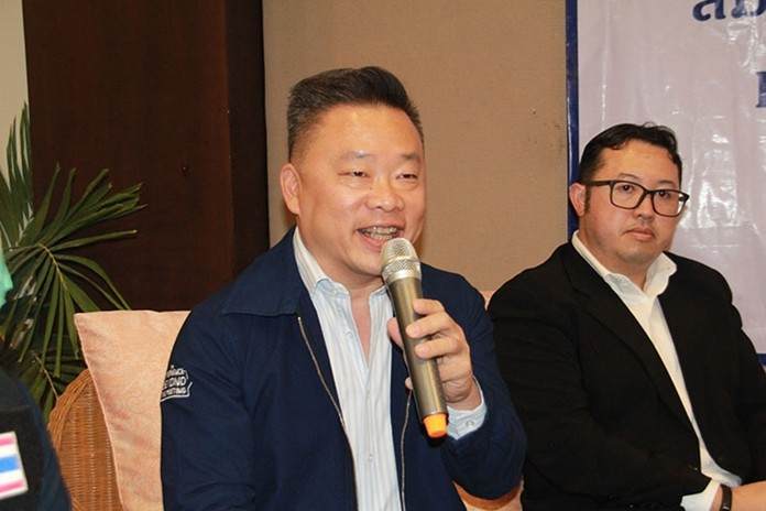 Salanroj Sutaschuto, the TCEB's central and eastern regional director, is promoting MICE meetings in neighboring provinces to help drive domestic tourism during the coronavirus downturn.