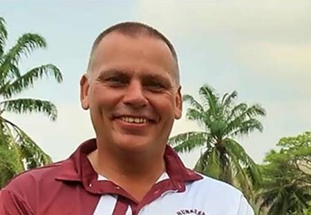 Daryl Vernon, winner Pattaya Country Club