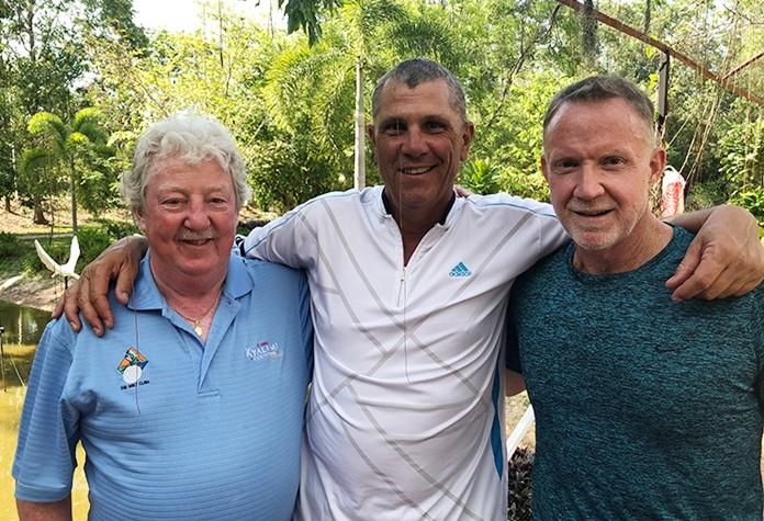 Danny, Bob & Ty.