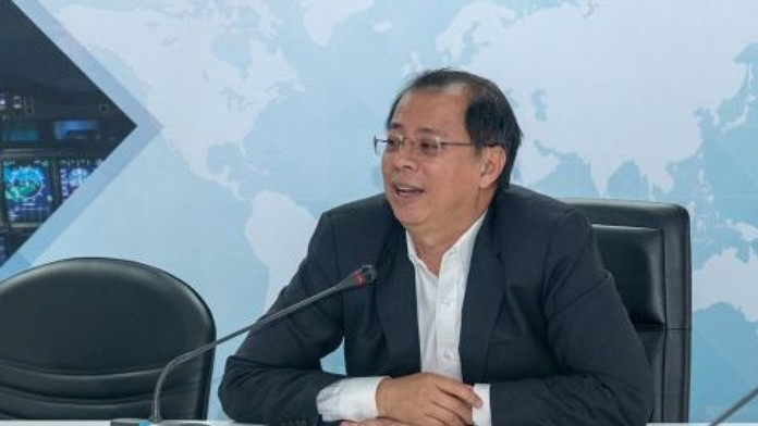 The Civil Aviation Authority of Thailand director-general, Chula Sukmanop.