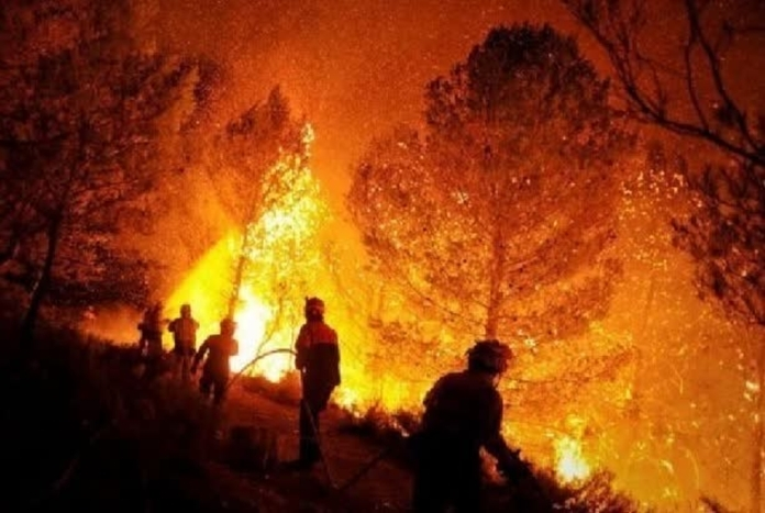 Villagers should inform local officials on any unauthorized burning.