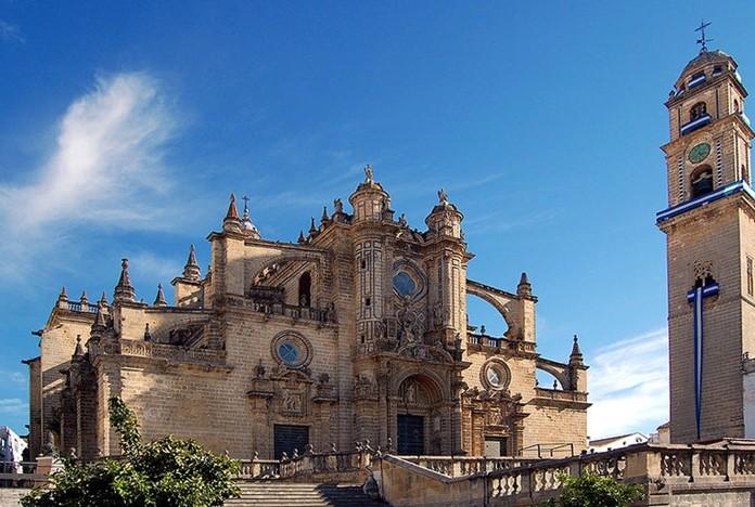 The Cathedral in Jerez de la Frontera (Photo: Will).