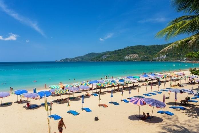 Patong Beach, Phuket Province (File photo).