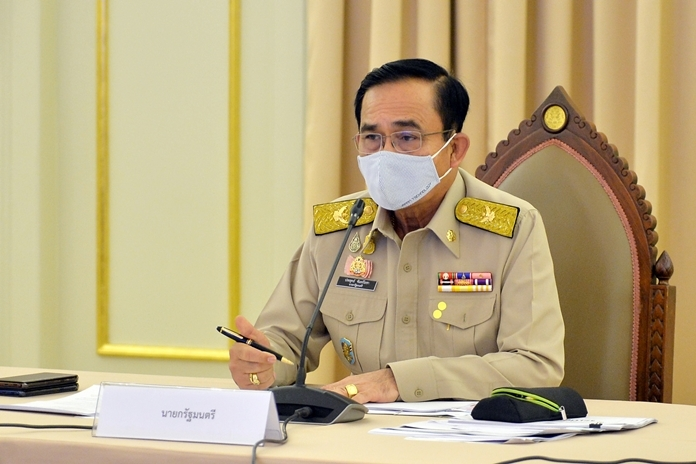Prime Minister Prayut Chan-o-cha wants the Public Health Ministry to consider relaxing some disease control measures to let people make their livings.