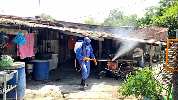 A Covid Killer performs his duty to help save the villages from coronavirus.