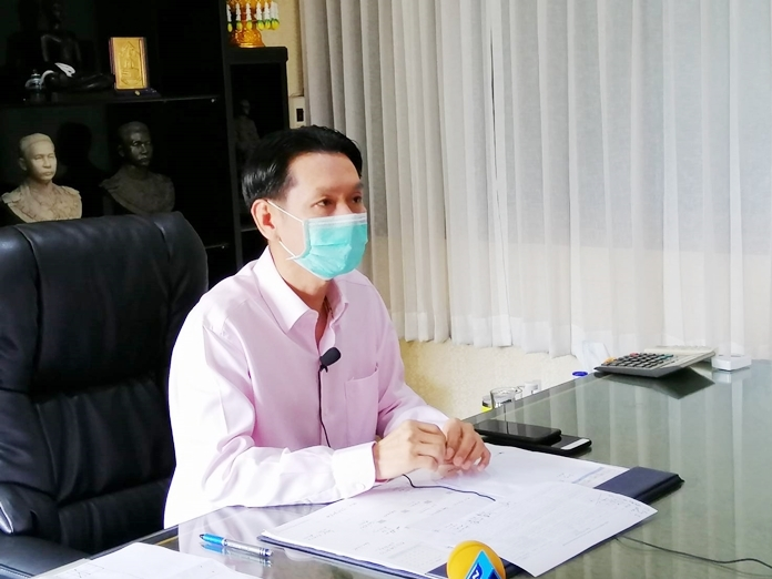 Banglamung District Chief, Amnart Charoensri, announced today that in Banglamung area including Pattaya City, Public Health officials have found 20 persons with coronavirus and all the patients are now being treated at hospital.
