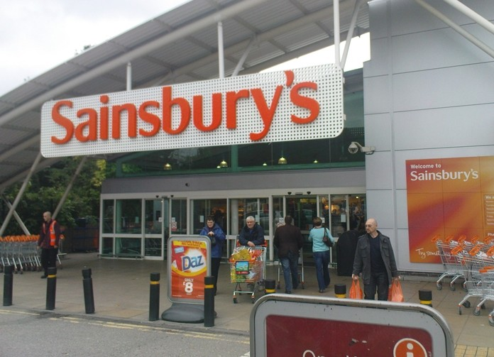 Life continues to be varied but I do find it a tad sad that the highlight of my week is a trip to Sainsbury's.