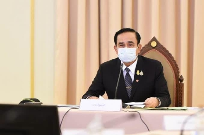 Thai Prime Minister, Gen. Prayut Chan-o-cha showed his appreciation of the public's cooperation in following the regulations and understanding the need to postpone the celebration of Songkran.
