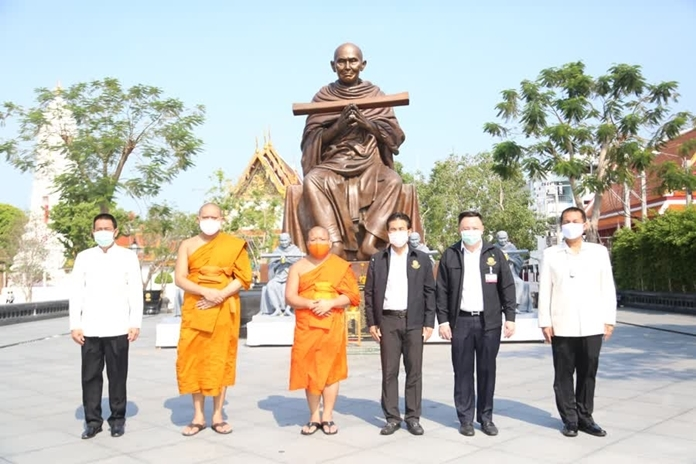 Minister Tewan Liptapallop urged Buddhists to practice meditation, chant, and listen to online sermons at home to mark the day.