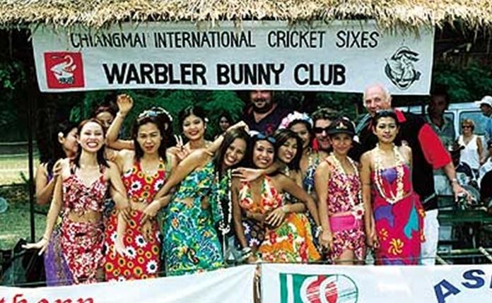 """The Warbler """"Bunnies""""."""